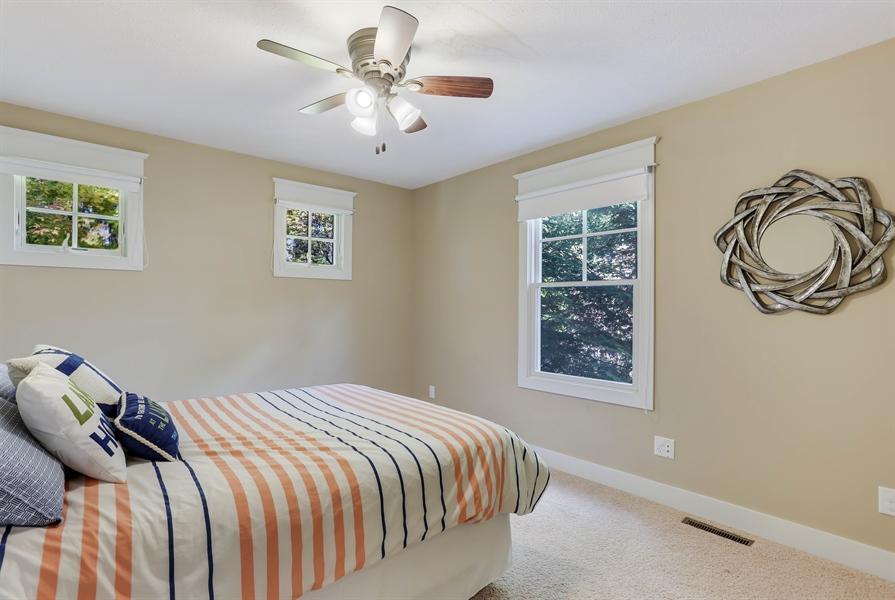 Real Estate Photography - 211 Brockway, South Haven, MI, 49090 - 2nd Bedroom