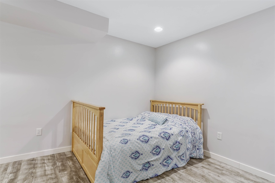 Real Estate Photography - 211 Brockway, South Haven, MI, 49090 - 4th Bedroom
