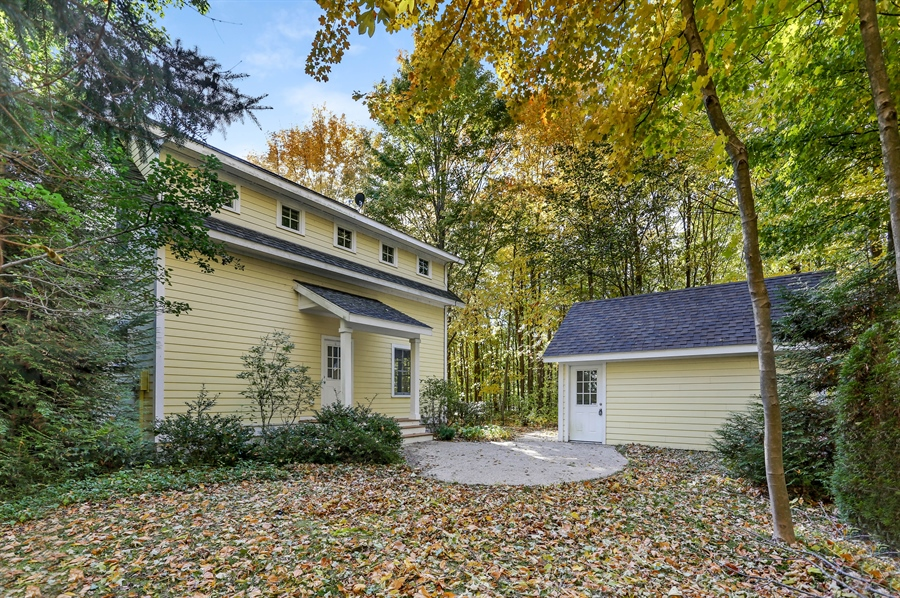 Real Estate Photography - 211 Brockway, South Haven, MI, 49090 - Rear View