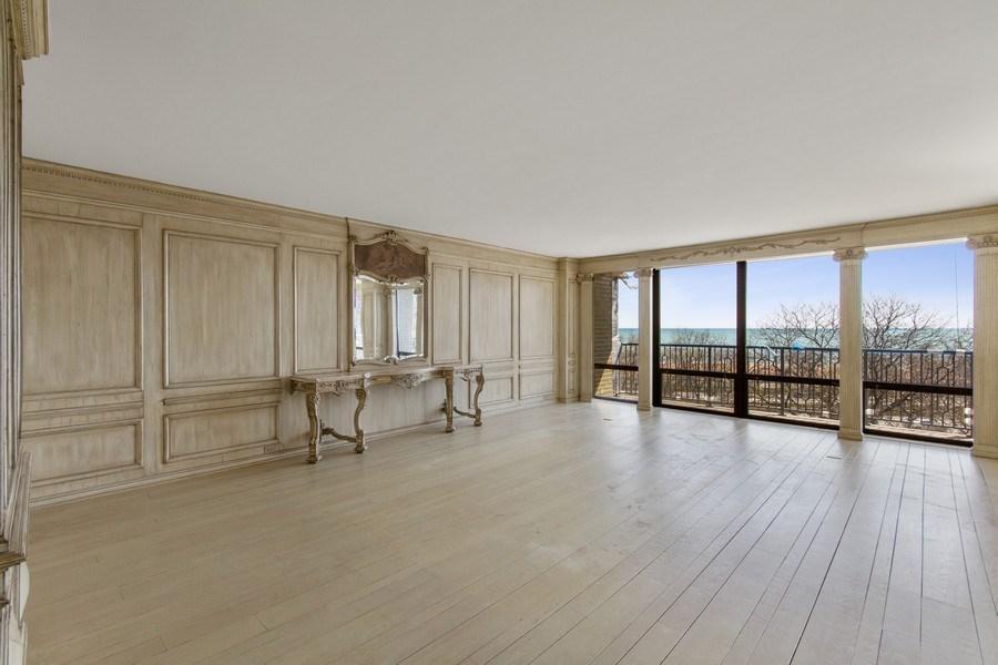 Real Estate Photography - 1040 Lake Shore Drive, Unit 5B, Chicago, IL, 60611 - Location 2