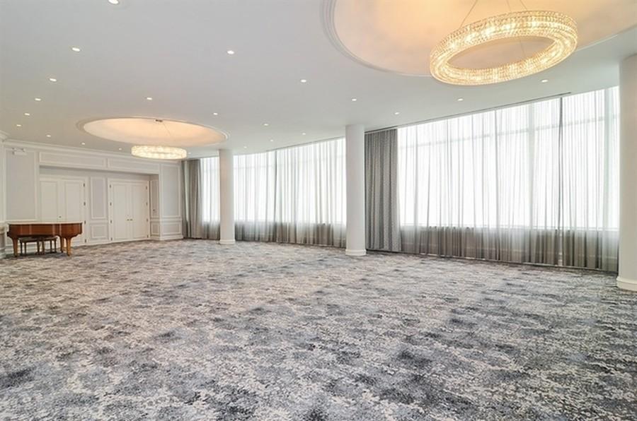 Real Estate Photography - 1040 Lake Shore Drive, Unit 5B, Chicago, IL, 60611 - 1040 LSD Ballroom
