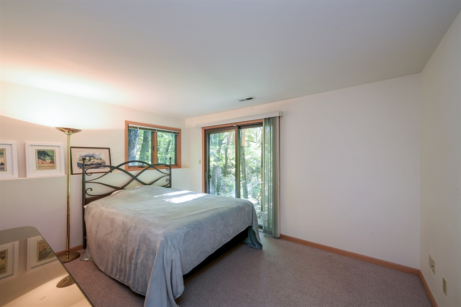 Real Estate Photography - 403 E Roberts Ave, Beverly Shores, IN, 46301 - 3rd Bedroom