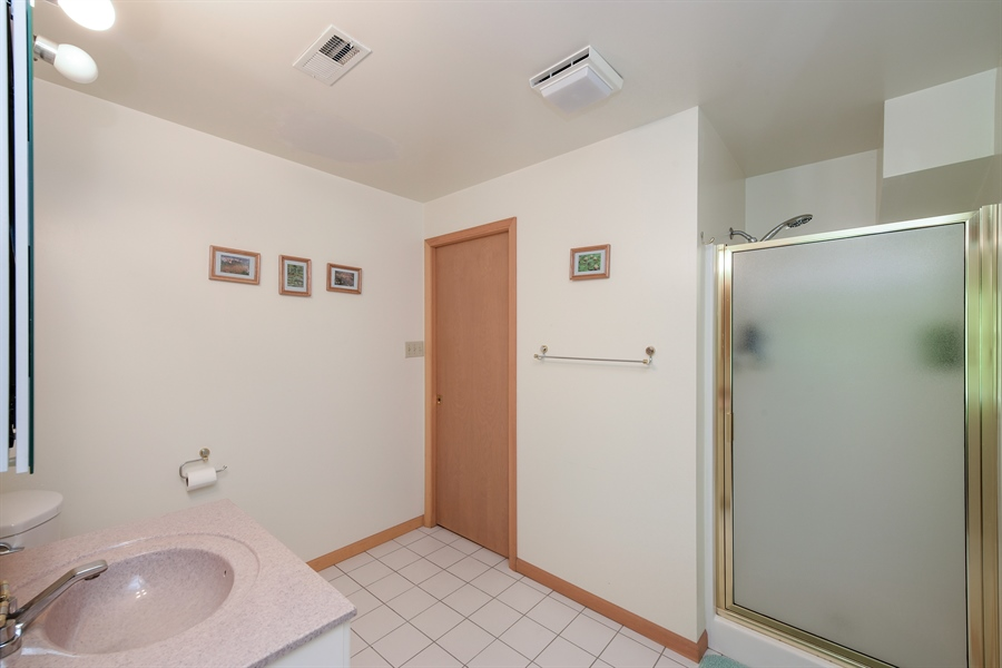 Real Estate Photography - 403 E Roberts Ave, Beverly Shores, IN, 46301 - Bathroom