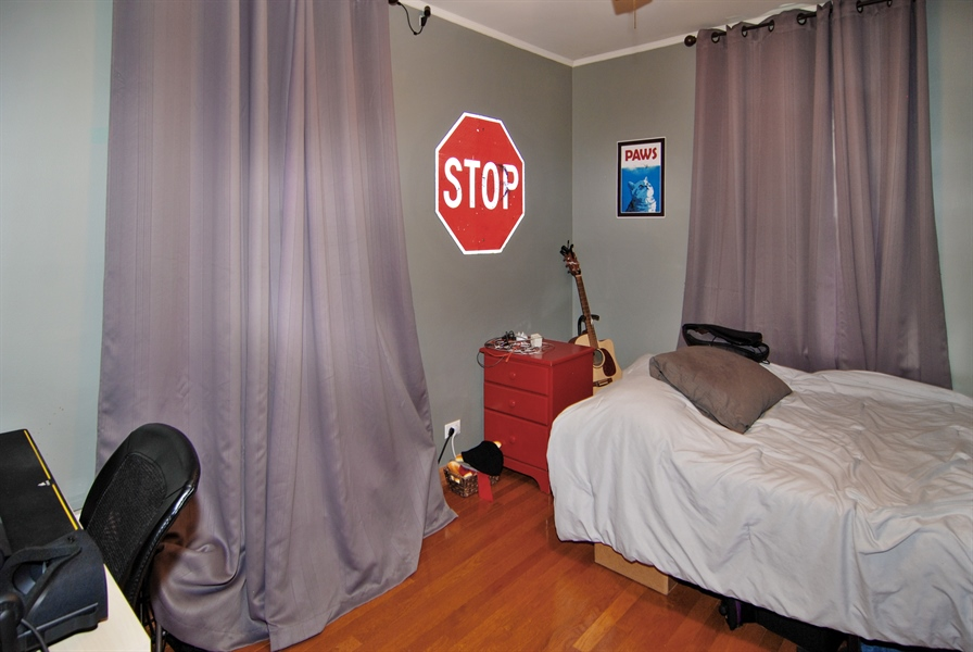 Real Estate Photography - 1224 N Ashbel Ave, Berkeley, IL, 60163 - 2nd Bedroom