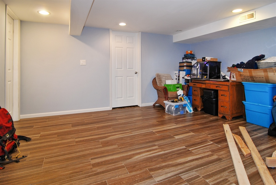 Real Estate Photography - 1224 N Ashbel Ave, Berkeley, IL, 60163 - Basement