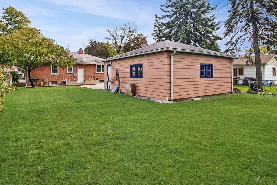 Real Estate Photography - 1224 N Ashbel Ave, Berkeley, IL, 60163 -