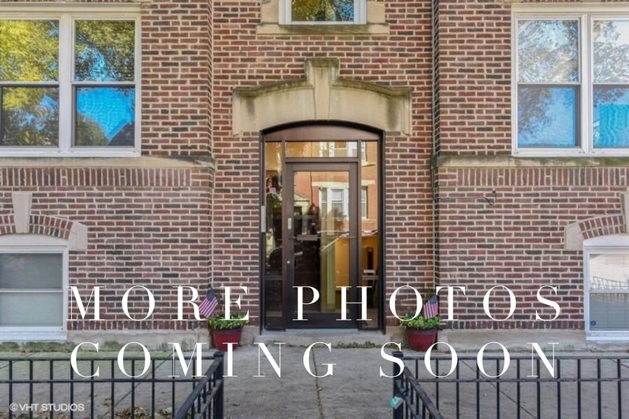 Real Estate Photography - 1849 W Newport, 2, Chicago, IL, 60657 -