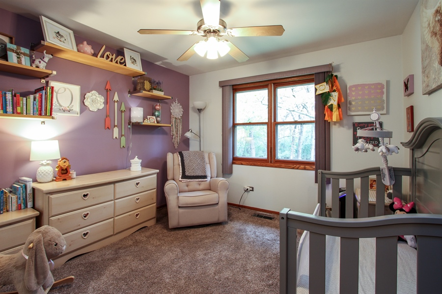 Real Estate Photography - 21758 W Brentwood Ln, Lake Villa, IL, 60046 - 2nd Bedroom