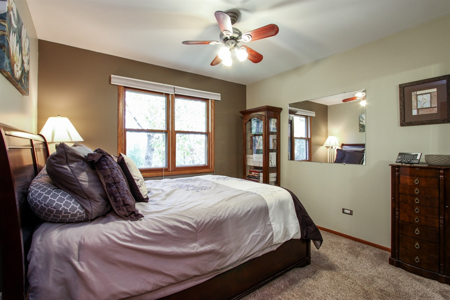 Real Estate Photography - 21758 W Brentwood Ln, Lake Villa, IL, 60046 - Bedroom