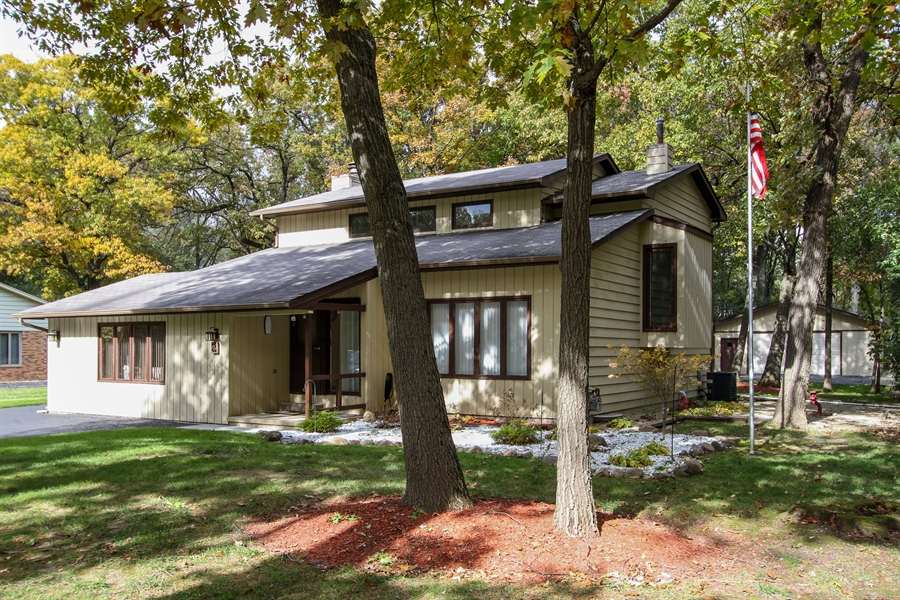 Real Estate Photography - 21758 W Brentwood Ln, Lake Villa, IL, 60046 - Front View