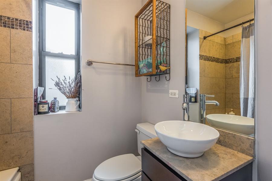 Real Estate Photography - 1944 W Newport Ave, Unit 1, Chicago, IL, 60657 - Bathroom