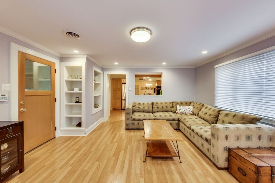 Real Estate Photography - 1215 Park Ave, River Forest, IL, 60305 - Family Room