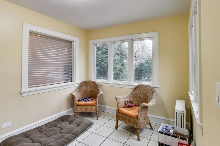 Real Estate Photography - 1215 Park Ave, River Forest, IL, 60305 - Mudroom (4 season)