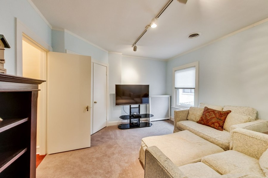 Real Estate Photography - 1215 Park Ave, River Forest, IL, 60305 - Sitting Room/Bedroom 4