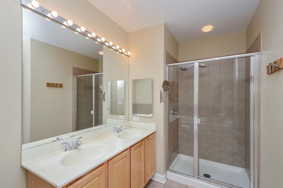 Real Estate Photography - 1322 S Prairie, unit 1105, Chicago, IL, 60605 - Master Bathroom