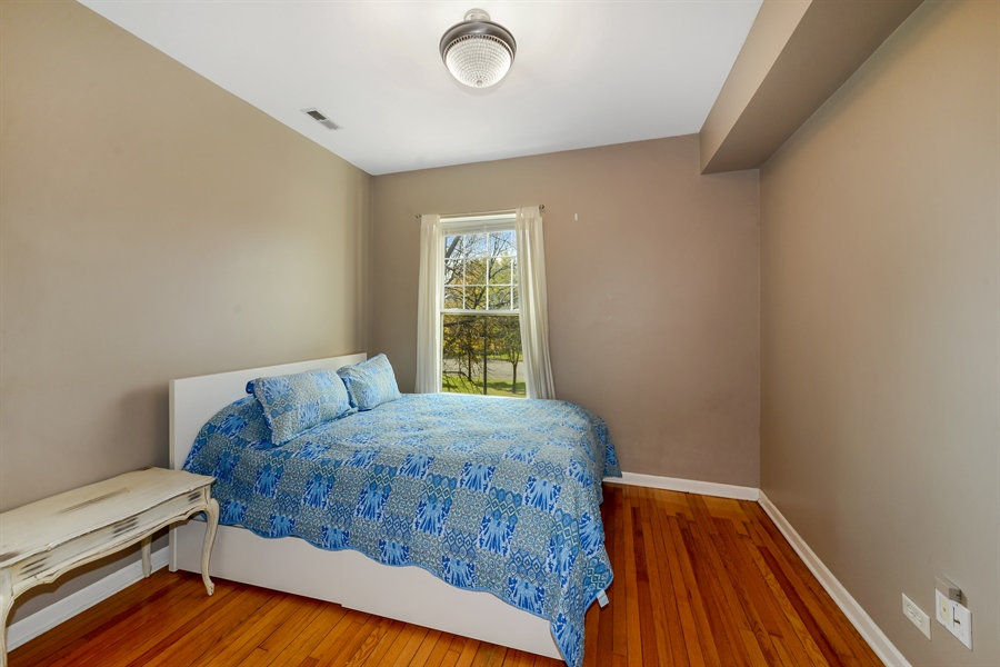 Real Estate Photography - 2443 N. Kedzie, 2, Chicago, IL, 60647 - Bedroom