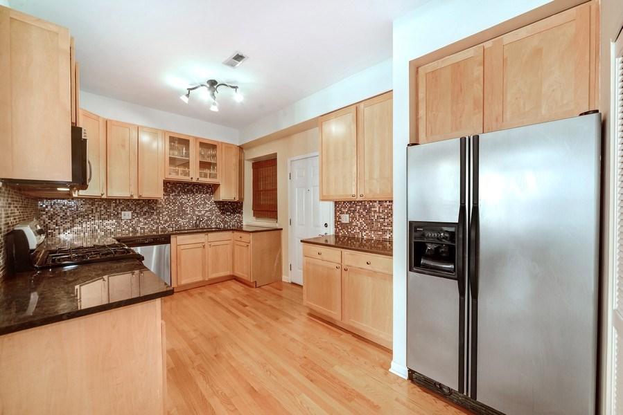 Real Estate Photography - 2443 N. Kedzie, 2, Chicago, IL, 60647 - Kitchen