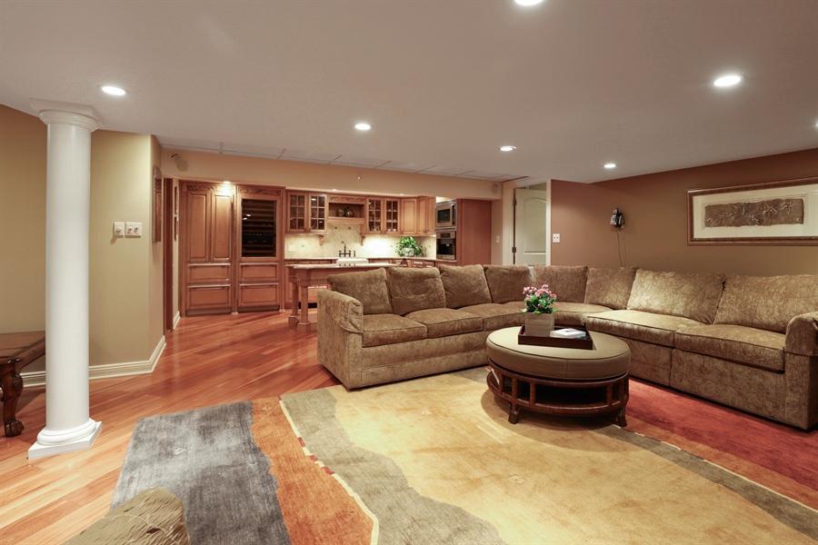 Real Estate Photography - 1685 Burr Oak Drive, Libertyville, IL, 60048 - Basement