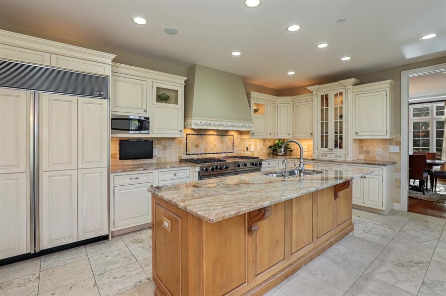 Real Estate Photography - 1685 Burr Oak Drive, Libertyville, IL, 60048 - Kitchen