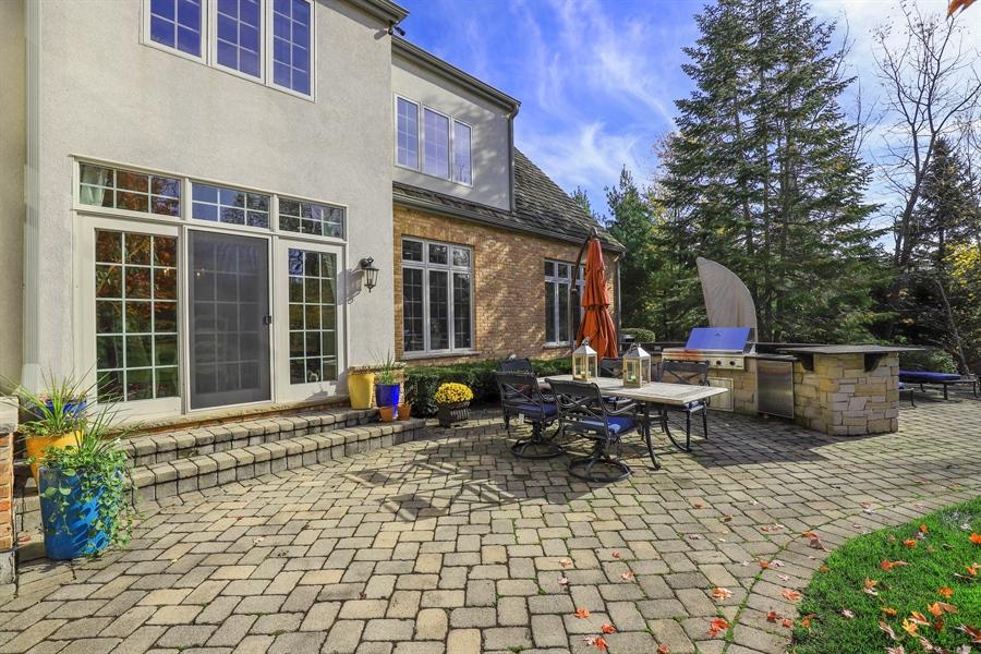 Real Estate Photography - 1685 Burr Oak Drive, Libertyville, IL, 60048 - Patio