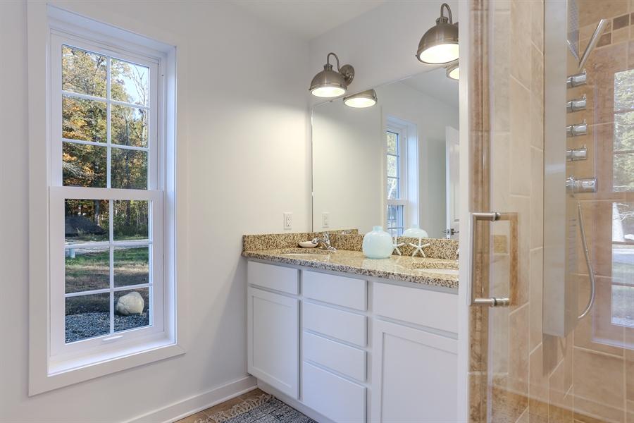 Real Estate Photography - 29 Walden Way, New Buffalo, MI, 49117 - Master Bathroom