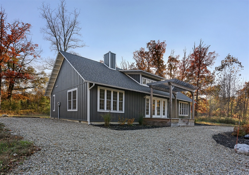 Real Estate Photography - 29 Walden Way, New Buffalo, MI, 49117 - Side View