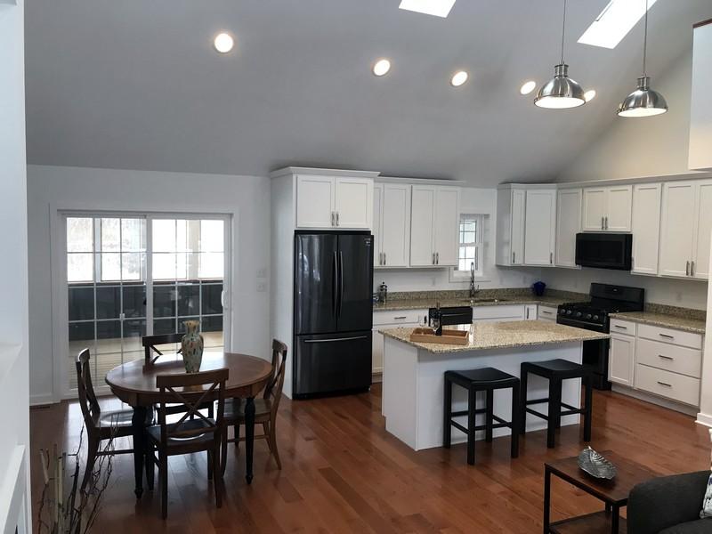 Real Estate Photography - 29 Walden Way, New Buffalo, MI, 49117 - Kitchen / Dining