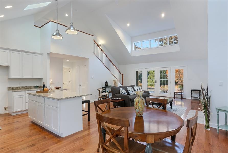 Real Estate Photography - 29 Walden Way, New Buffalo, MI, 49117 - Kitchen / Living Room