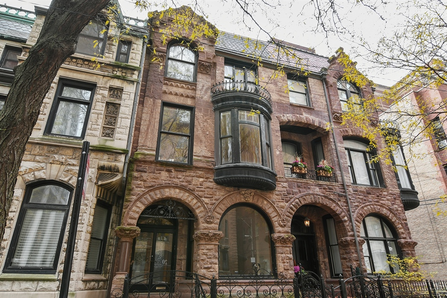 Real Estate Photography - 19 E Goethe, Chicago, IL, 60610 - Front View