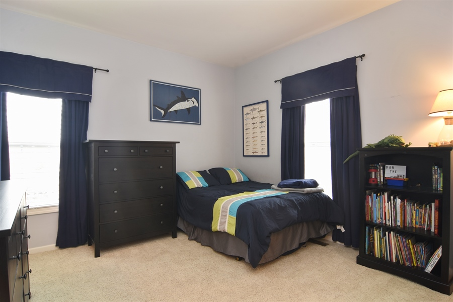 Real Estate Photography - 16 Deerfield, Hawthorn Woods, IL, 60047 - 2nd Bedroom