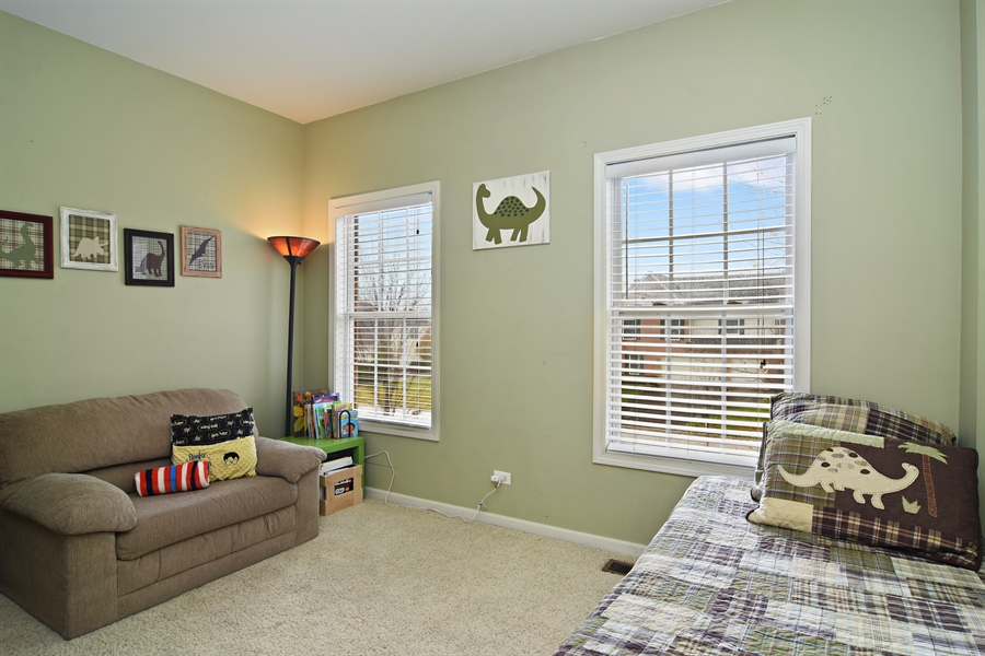 Real Estate Photography - 16 Deerfield, Hawthorn Woods, IL, 60047 - 4th Bedroom
