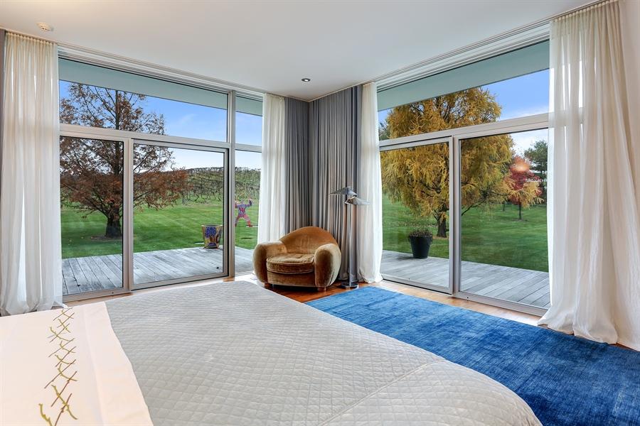 Real Estate Photography - 2217 W Wagner, Buchanan, MI, 49107 - Master Bedroom
