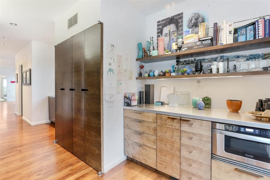 Real Estate Photography - 2217 W Wagner, Buchanan, MI, 49107 - Butler's pantry