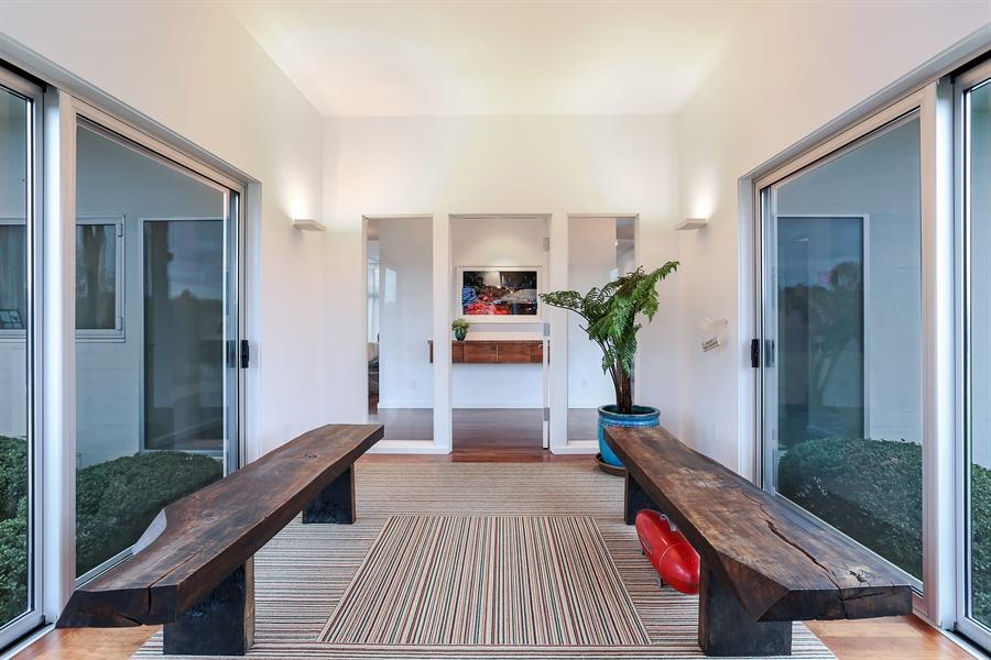 Real Estate Photography - 2217 W Wagner, Buchanan, MI, 49107 - Foyer