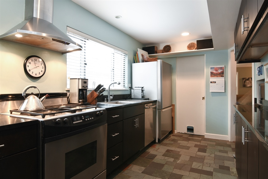 Real Estate Photography - 3625 N. Paulina, Chicago, IL, 60613 - Kitchen