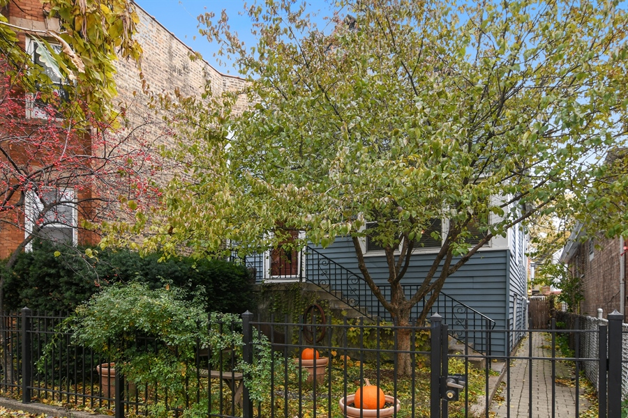 Real Estate Photography - 3625 N. Paulina, Chicago, IL, 60613 - Front View