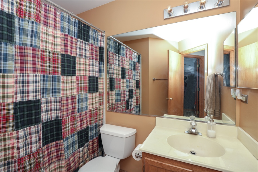 Real Estate Photography - 972 Dunhill, Grayslake, IL, 60030 - Bathroom