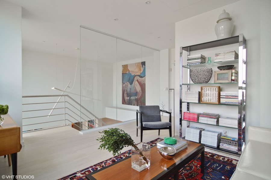 Real Estate Photography - 600 N Kingsbury, 1906, Chicago, IL, 60654 - 3rd Bedroom/ Office