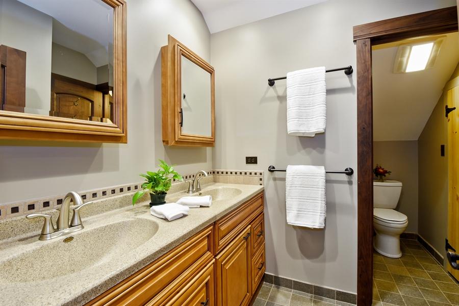 Real Estate Photography - 238 Biltmore Dr, North Barrington, IL, 60010 - Half Bathroom