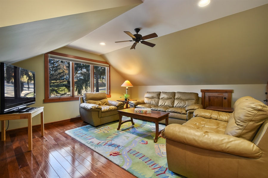Real Estate Photography - 238 Biltmore Dr, North Barrington, IL, 60010 - Recreation Room