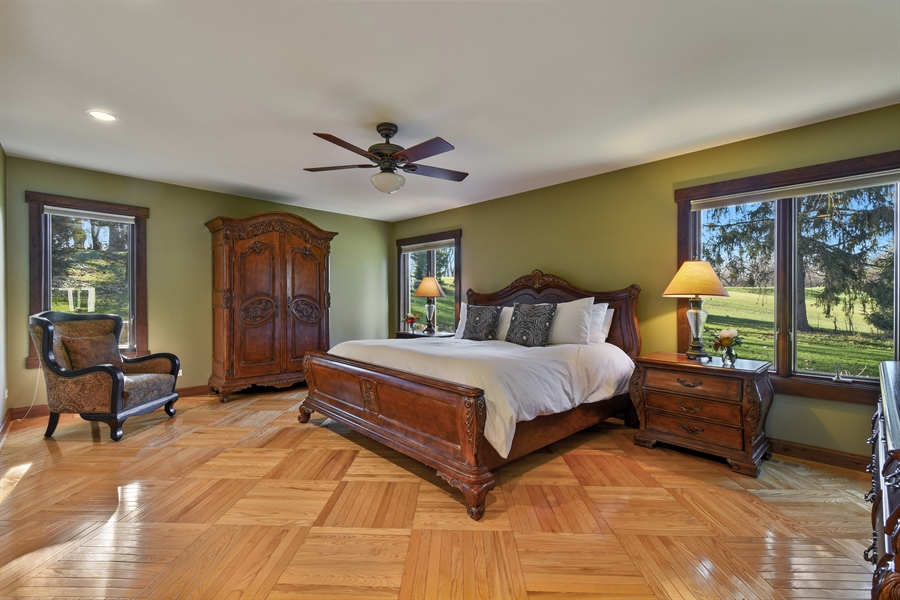 Real Estate Photography - 238 Biltmore Dr, North Barrington, IL, 60010 - Master Bedroom