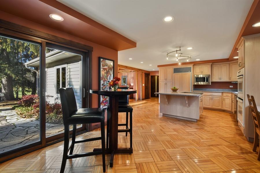 Real Estate Photography - 238 Biltmore Dr, North Barrington, IL, 60010 - Kitchen