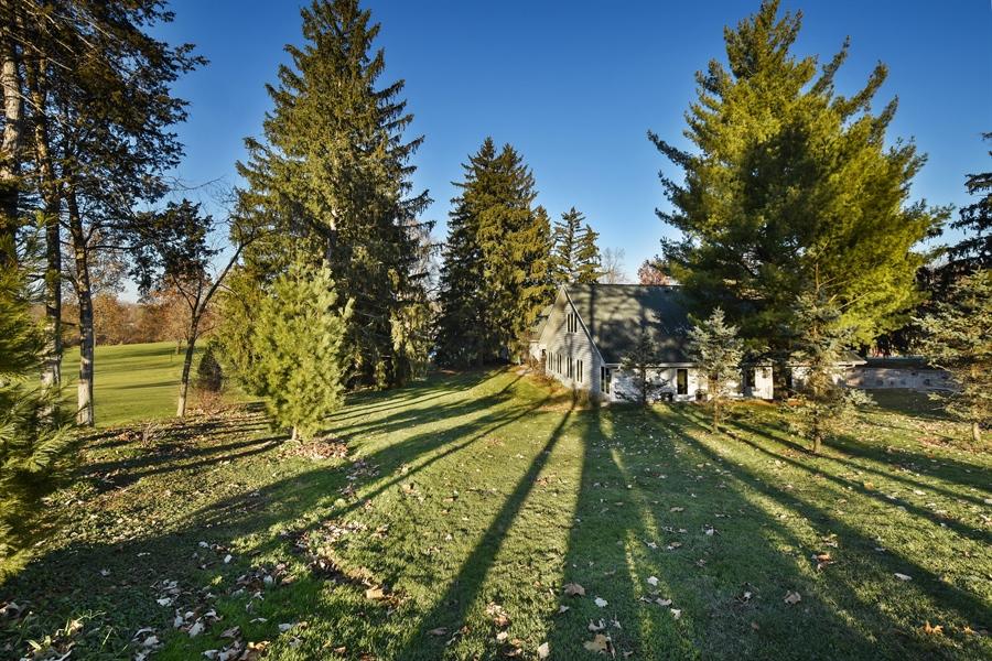 Real Estate Photography - 238 Biltmore Dr, North Barrington, IL, 60010 - Backyard & Sideyard
