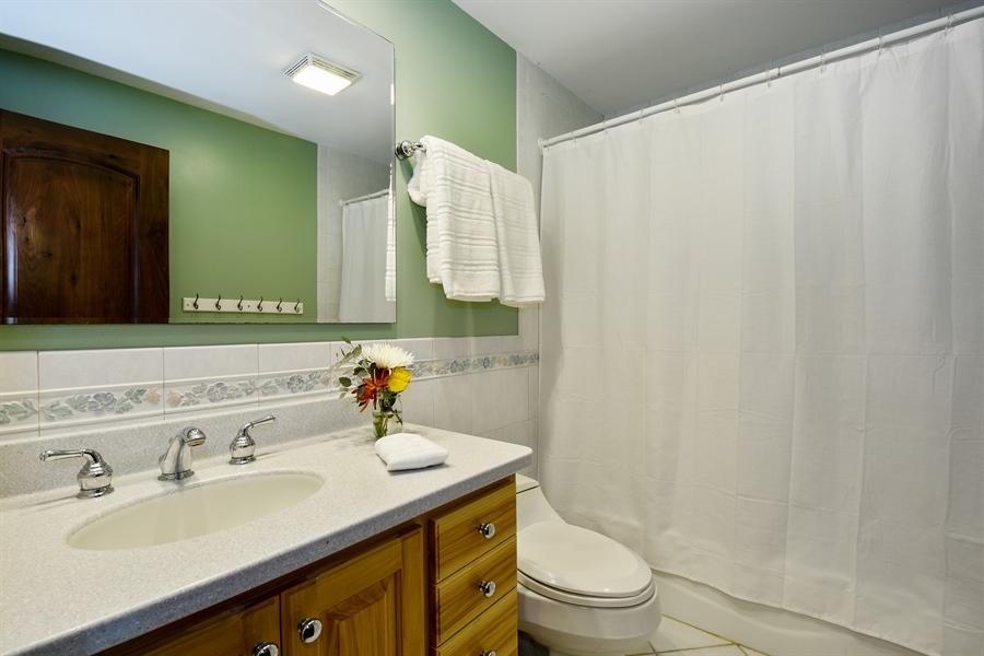 Real Estate Photography - 238 Biltmore Dr, North Barrington, IL, 60010 - 1st Floor Full Bathroom