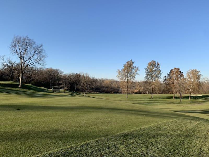 Real Estate Photography - 238 Biltmore Dr, North Barrington, IL, 60010 - Golf Course View