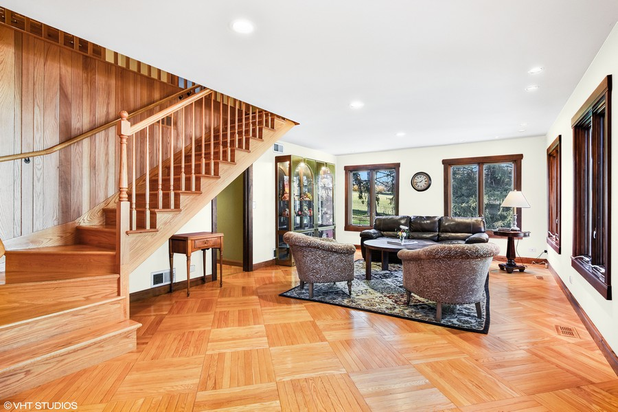 Real Estate Photography - 238 Biltmore Dr, North Barrington, IL, 60010 - Living Room - Virtually Painted