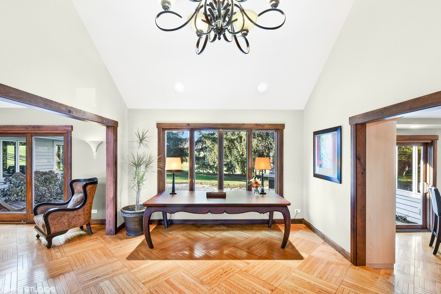 Real Estate Photography - 238 Biltmore Dr, North Barrington, IL, 60010 - Foyer - Virtually Painted