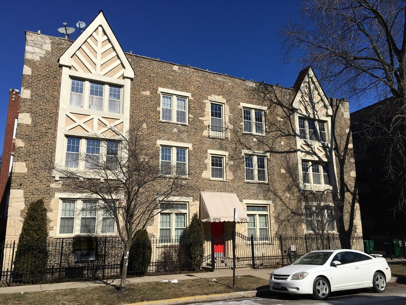 Real Estate Photography - 1956 West Melrose, 2W, Chicago, IL, 60657 -