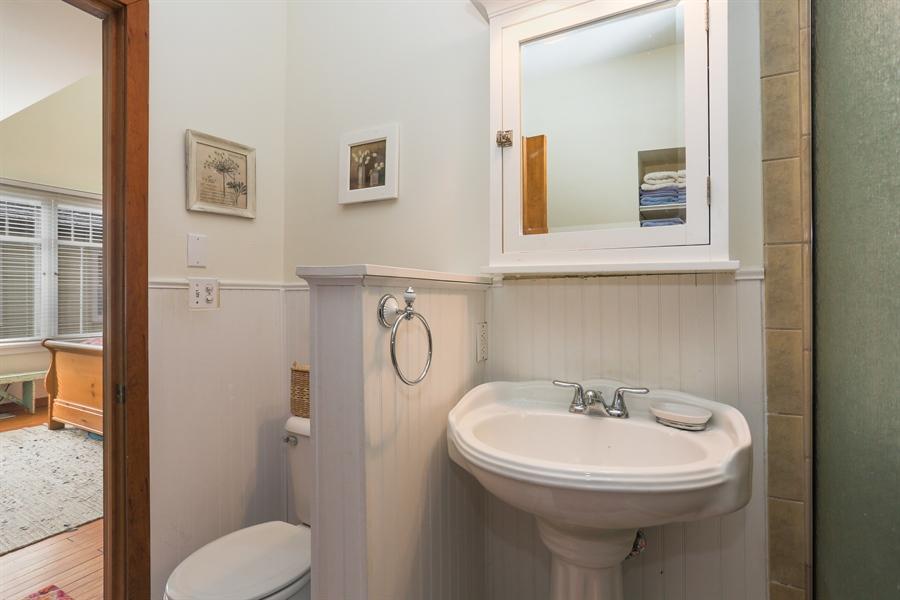 Real Estate Photography - 16310 Fourth Street, Union Pier, MI, 49129 - Master Bathroom
