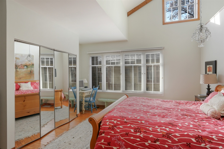 Real Estate Photography - 16310 Fourth Street, Union Pier, MI, 49129 - Master Bedroom